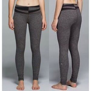 LULULEMON | Wunder Under Leggings sz 2
